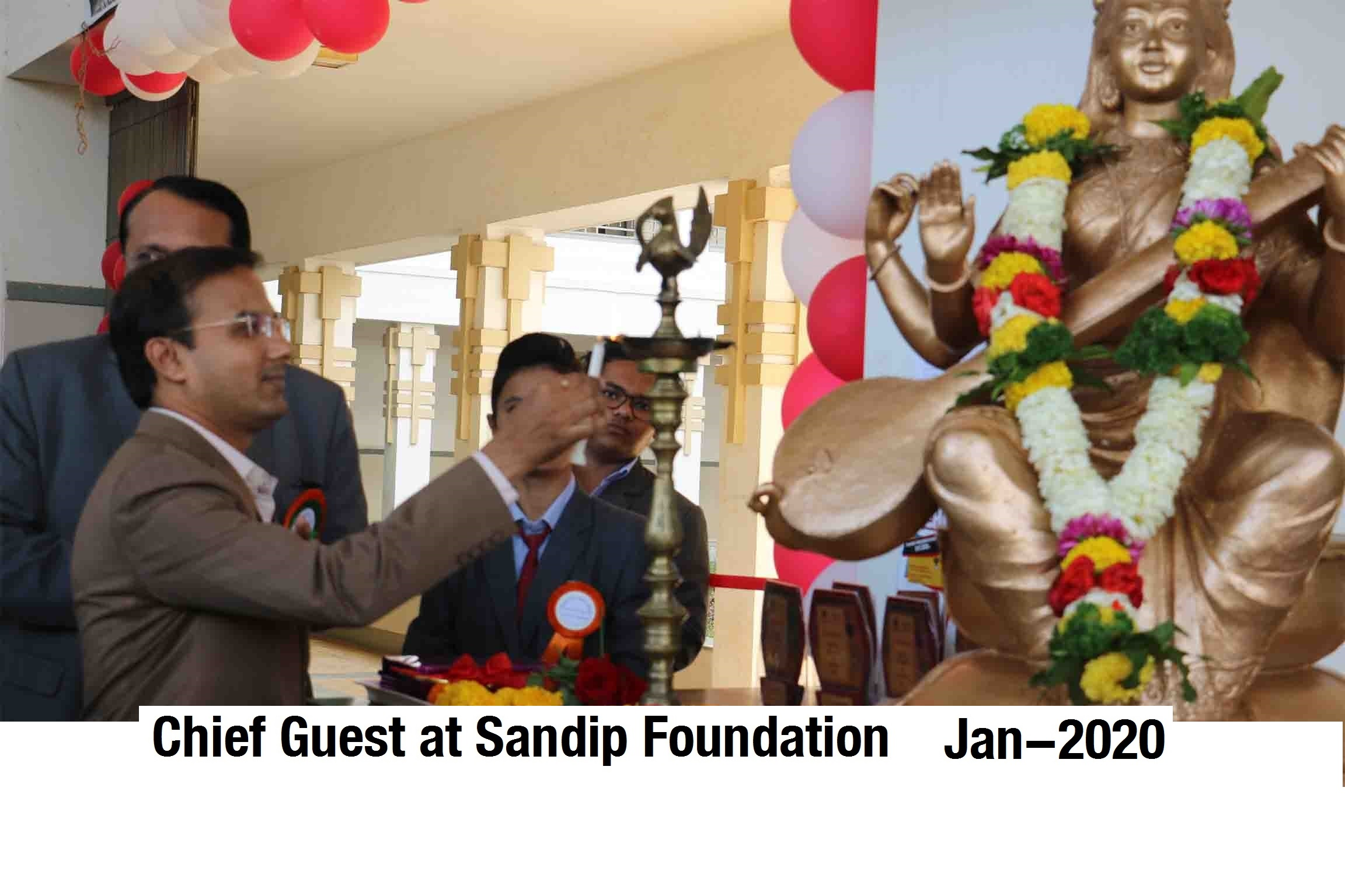 sandip foundation-2